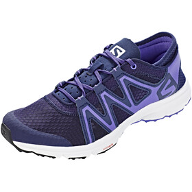 Salomon Crossamphibian Swift Shoes Women Parachute Purple/Evening Blue/Purple Opulence
